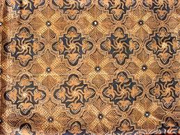 batik tradisional